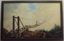 Landscapes oil paintings