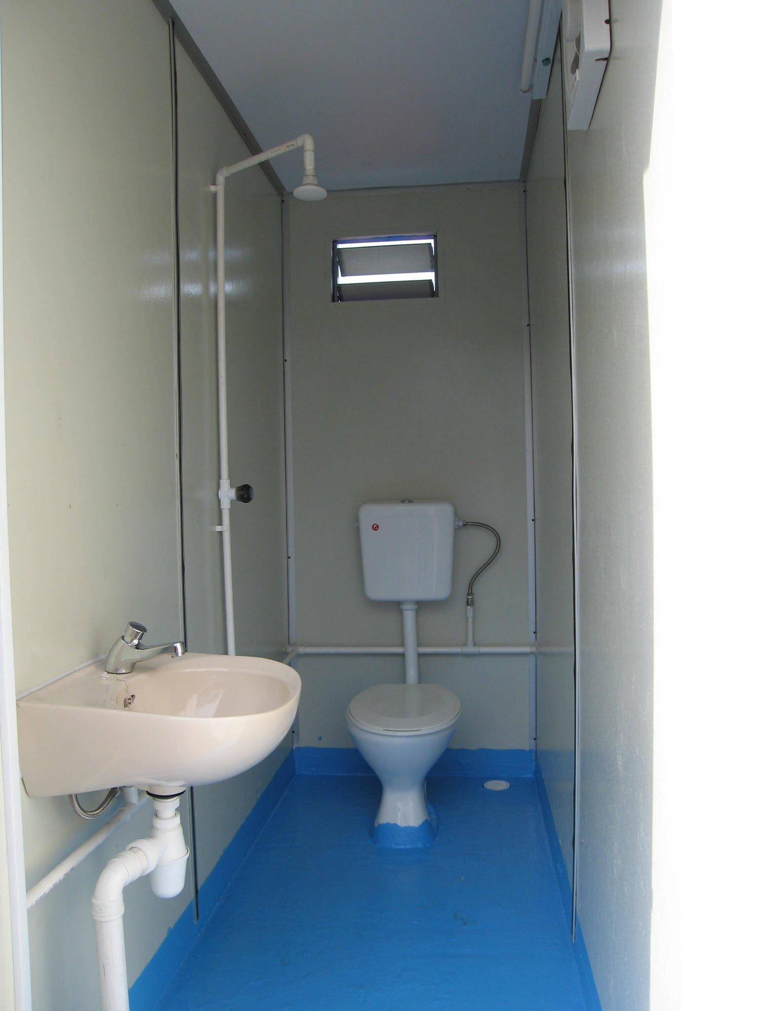 Container wc/ banheiro Processamento de Materiais de Construção ID  #236BA8 1536x2048 Banheiro De Container