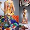 Luxury Japanese Kimono