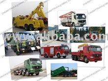 SINOTRUK HOWO special truck Series