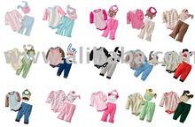 baby clothes,infant romper,children wear,3pcs set