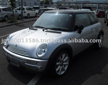 2003 BMW MINI COOPER secondhand vehicle GH-RA16