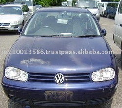 1999 Volkswagen Golf / Rabbit CLi second hand car GF-1JAGN