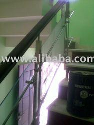Railing SS Railing Glass Railing Handrail