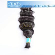 2013 New arrival brazilian bulk hair individual braids with human hair