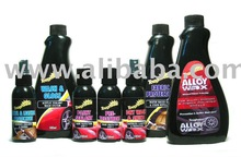 Toughseal Complete Car Care Kit
