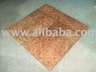 Coconut Wooden Floor Tiles