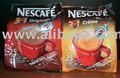 Indonesia nesc0001 3in1( 25pcs x 12 polybags) nescafe café