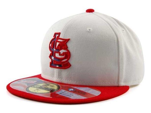 St. Louis cardenales del equipo de béisbol sombreros y gorras