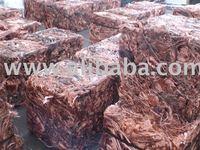Copper Scrap - Mill Berry - 99.9% Purity