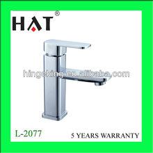 HAT L-2077 Polished Chrome sensor wash basin mixer