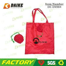 Hot Popular Polyester Foldable Vegetable Carry Bag DK-DN984