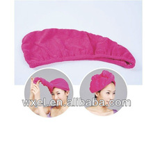 2012 High quality microfiber Hair turban