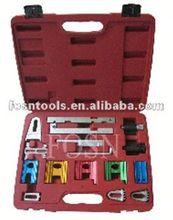 2014 Engine Timing Lock Kit 16pcs Holding Tool Kit Vehicle Tools citroen xantia brake lamp