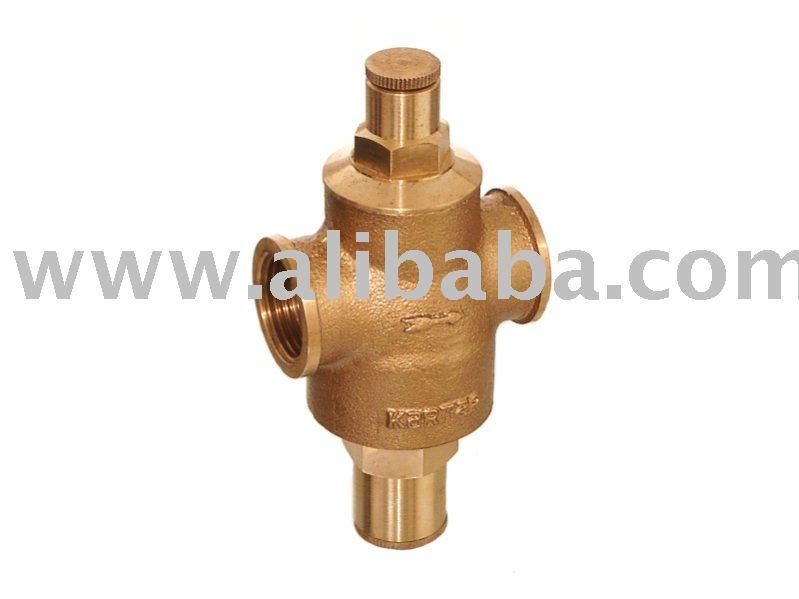 bronze compact pressure reducing valve photo detailed. Black Bedroom Furniture Sets. Home Design Ideas