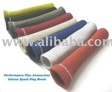 HEAT PROTECTOR SLEEVE SPARK PLUG WIRE BOOTS