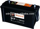 12v 100ah Europe Car Battery