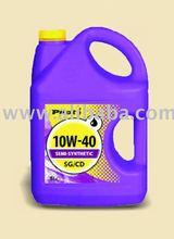 Pilots SAE 10W-40,API SG-CD motor oil