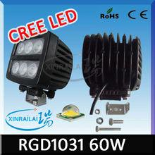 super bright 60w cree waterproof IP68 high lumen hyundai accent headlight RGD1031
