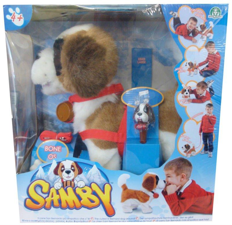 perro electrónico samby