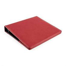 PU manila folders clip file
