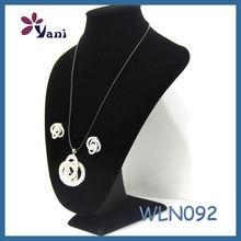 Fabulous 2013 fashion grace crystal italian gold jewelry sets