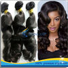 High Quality Body Wave 100% Real Raw indian hair bun
