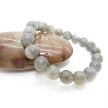 Labradorite Beads 10MM Stretch Beaded Bracelets
