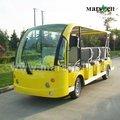 14 assentos elétricos turismo ônibus para venda e parques com certificado CE DN-14