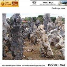 Vietnam decorative stone rock