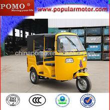 2013 Hot Cheap Good Popular Bajaj Gasoline Battery Passenger Tricycle