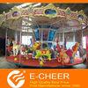 Carousel,merry-go-round horse