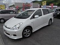 2003 TOYOTA Wish X aero /UA-ZNE10G/ Used Car From Japan (100813182032)