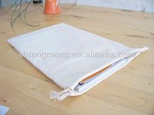 Cotton Blank Book Magzine School Pouch