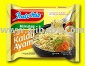 Indomie Rasa Kaldu Ayam (Chicken Stock Flavor Noodle Soup)