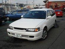 2000 TOYOTA Corolla Wagon L Touring LTD /GF-AE100G/ Used Car From Japan (100807142626)