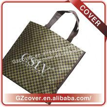 custom cloth tote bag non woven laminated shopping bag