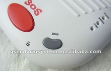 Senior elderly guarder,oldman/children care,fast-dial,immergency call,two-way communication,PC set,24hours detection water,gas