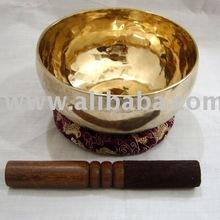 Tibetan Old Looking Singing Bowl