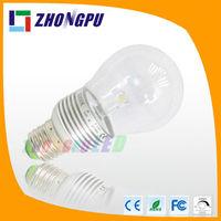 4w high hat led bulb
