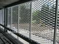 De aço de proteção para janelas, engranzamento expandido do metal