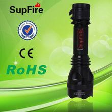 Supfire Y8 waterproof cree Q5 flashlight