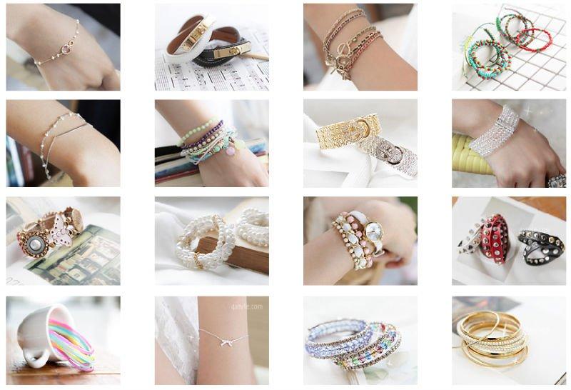 4xtyle: Korean Fashion Jewelry Wholesale 60