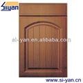 gabinete de cocina puerta paneles decorativos de resina