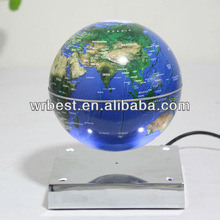 New!! Magnetic floating globe with LED lights