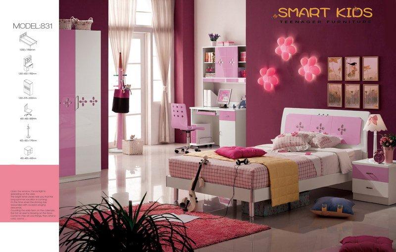 Moda ragazza camera da letto mobili camera da letto suite for Accessori camera da letto ragazza