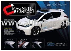 i1 magnetic sunroof