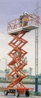 Semi Electric Scissor Lifts