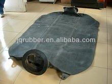 EPDM BUTYL rubber bladder for pressure tank