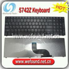 Laptop Keyboard For ACER Aspire 5742Z ,Notebook keyboard